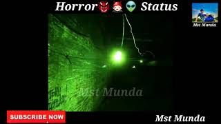 Horror Whatsapp Status Video||Horror Video||Fear Files||Plzz🙏🙏 Kmjor Dil Wala Na Dekha||Mst Munda