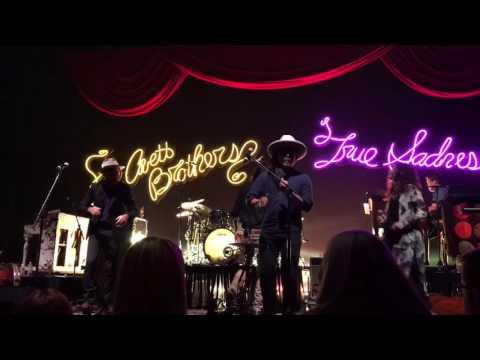 The Avett Brothers - Ain't No Man - The Fox Theatre - 6/8/17