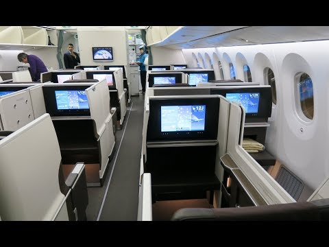 [Flight Report] OMAN AIR | Paris ✈ Muscat | Boeing 787-8 | Business