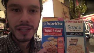Посылка из Америки: салат с тунцом Starkist Sweet & Spicy, Bumble Bee