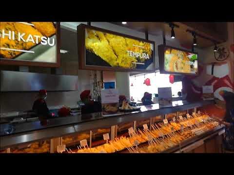 Shigeru Japanese Fresh Deli PIK Avenue Mall L2 Jakarta Indonesia