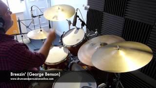 Drum cover - Breezin