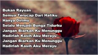 Thomas Arya - Merayu (Lyrics)