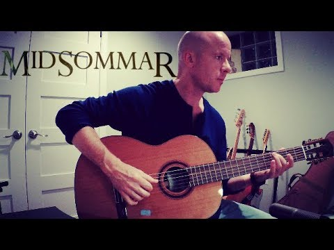 midsommar:-fire-temple- -fingerstyle-guitar-+-tab