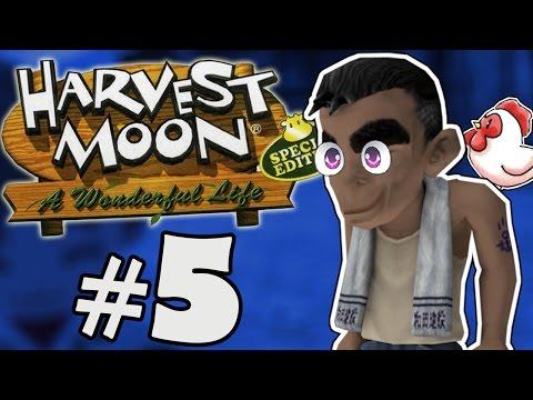 Download GEMIDO ESTRANHO.. HUEHU3! - Harvest Moon: A Wonderful Life #5 Pics
