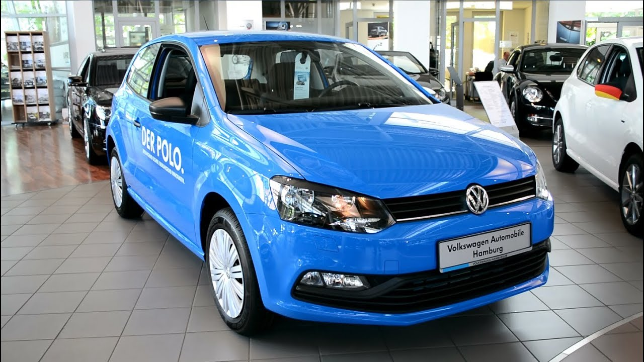 2014 New VW Volkswagen Polo 1.0 TSi Facelift - Exterior and Interior - YouTube