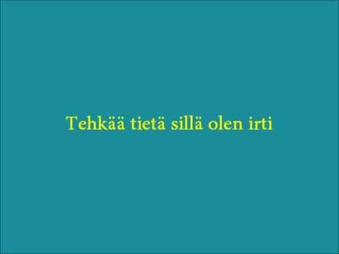 Mokoma - Irti