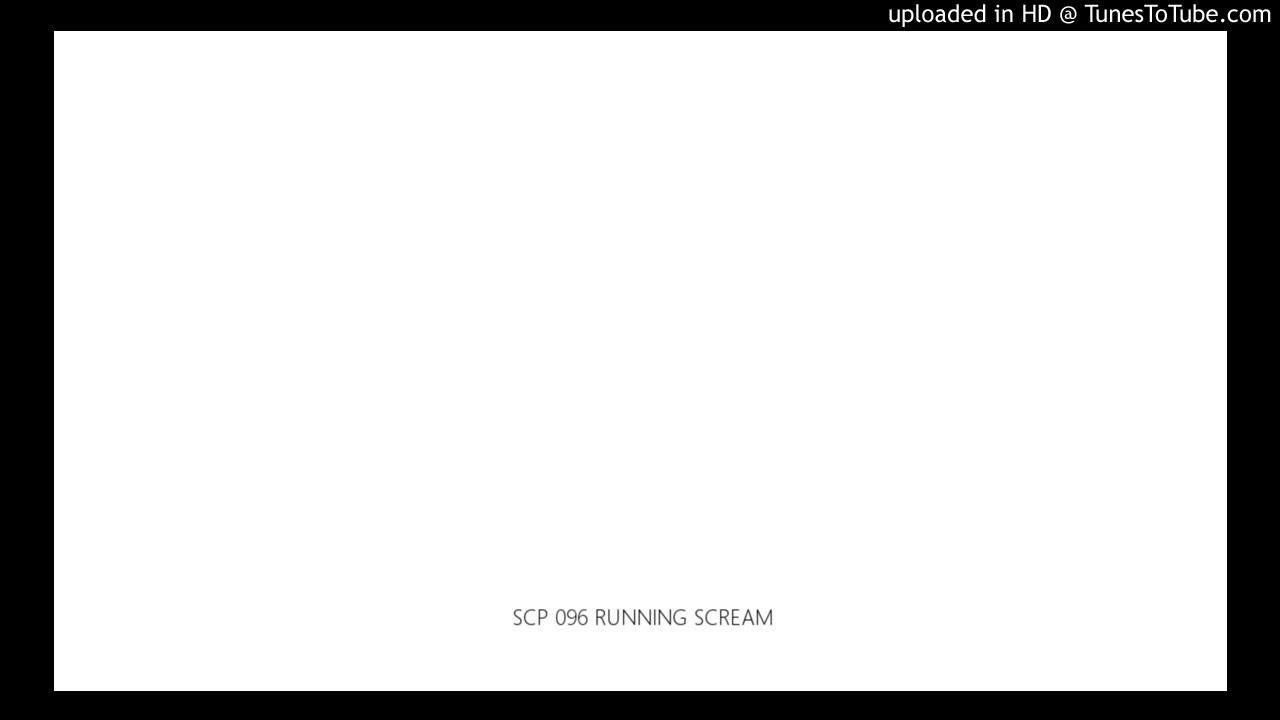 Scp 096 Running Scream Youtube