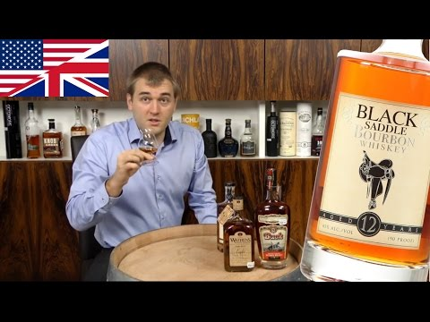 Whiskey Review/Tasting: Black Saddle Bourbon Whiskey