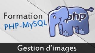 Image dans une base de donnée MySQL PHP