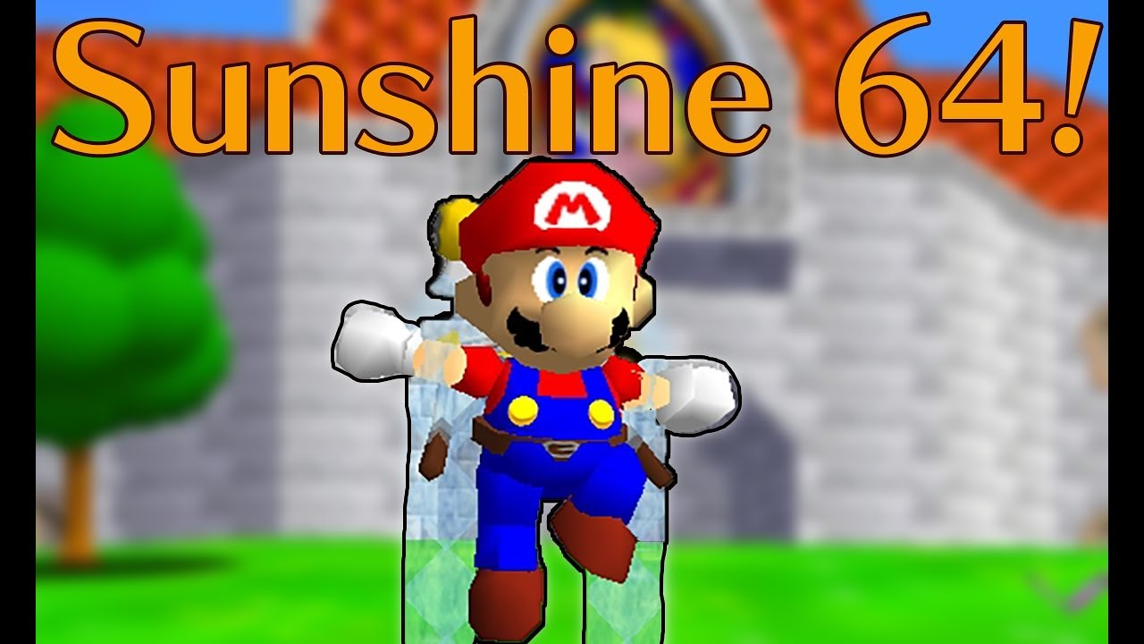 super mario sunshine free download pc game