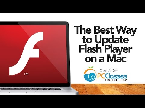 The Best Way to Update Flash Player (On A Mac) poster
