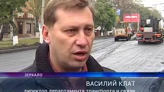 12.11 | На проспекте Строителей продолжается ремонт дороги