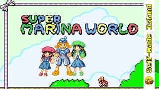 Super Marina World • Super Mario World ROM Hack