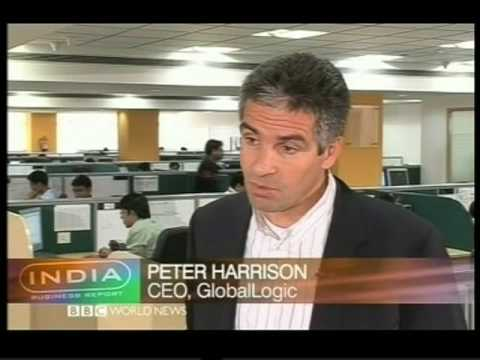 Peter Harrison on BBC Business Report