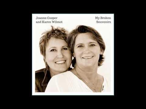 My Broken Souvenirs Lyric video (Cover by Joanne Cooper and Karen Wilmot)