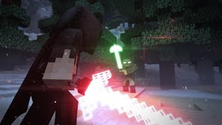 Minecraft Star Wars - Into a Dark Dawn [Minecraft Animation]