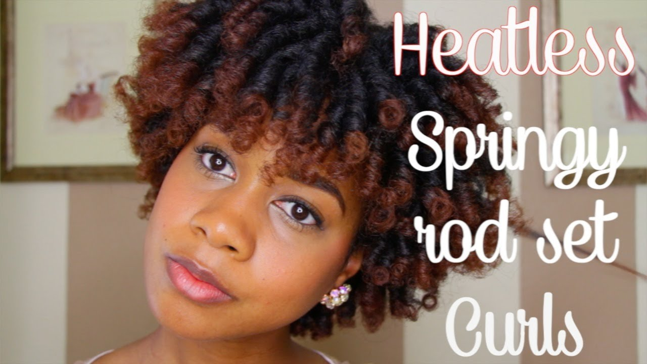What Type Of Rollers To Use For Natural Hair