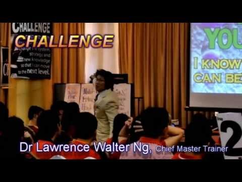 Lawrence Walter Seminars - Dr Lawrence Walter Ng