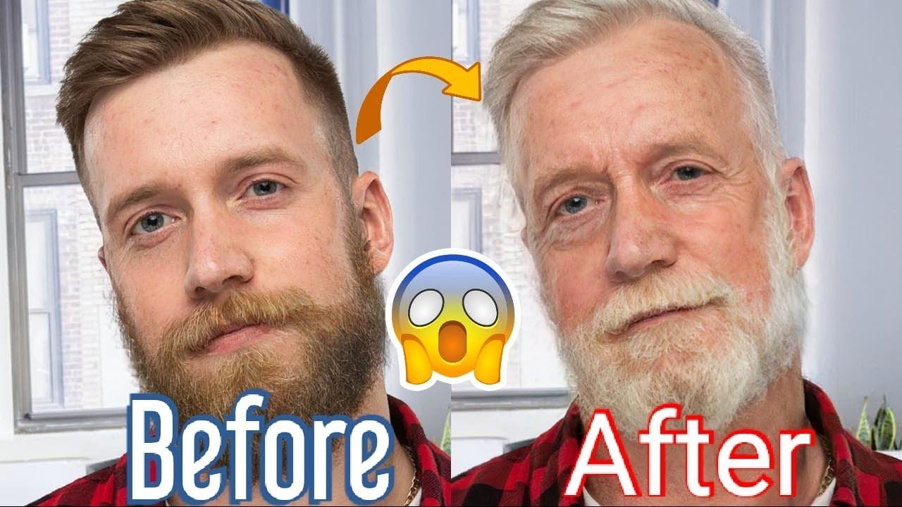 Yaşlılık Filtresi Nasıl Yapılır? (Link Açıklamada)