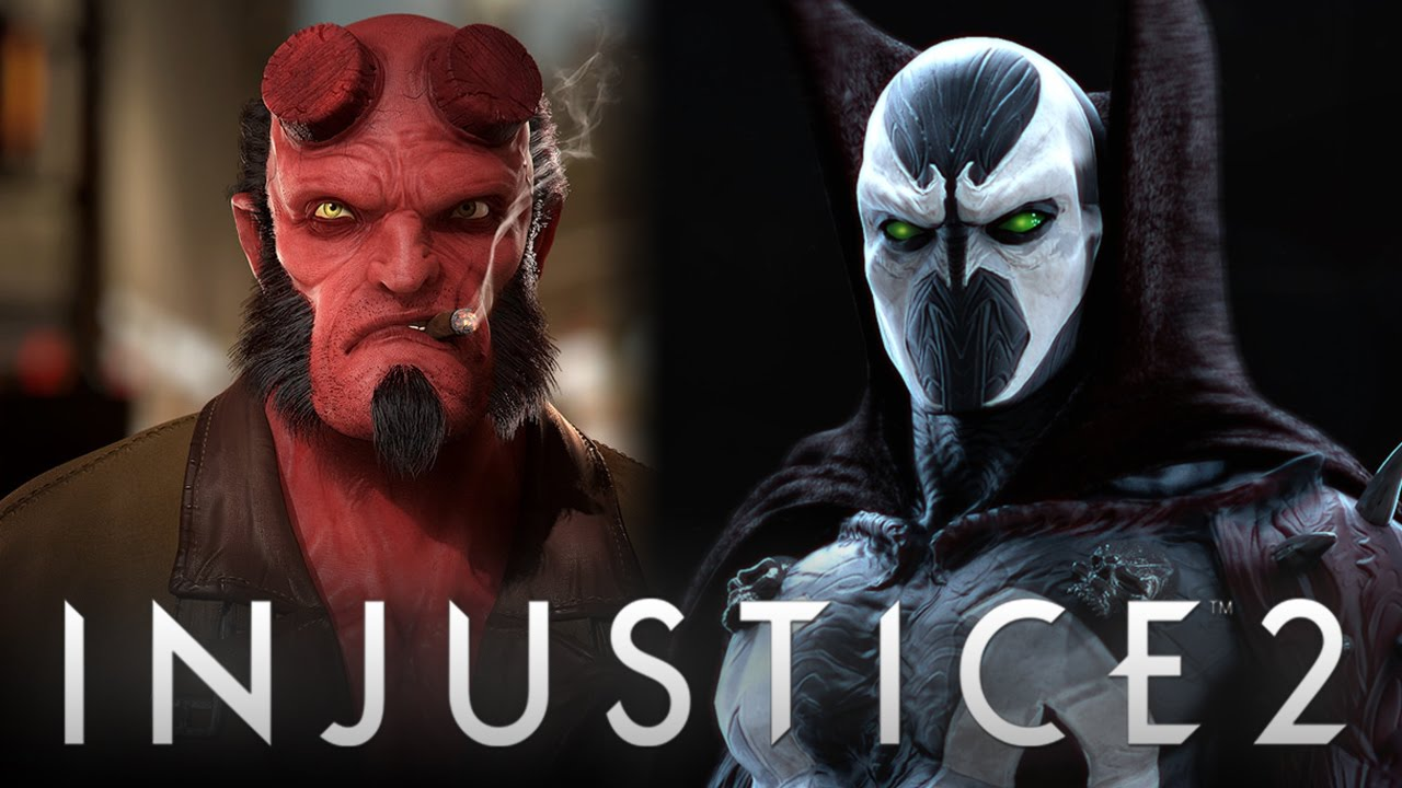 Injustice 2 Top 5 Guest Characters For Injustice 2