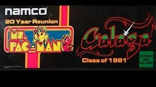 Good Day Classics Ms Pac Man/Galaga