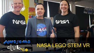 NASA LEGO STEM Learning Day