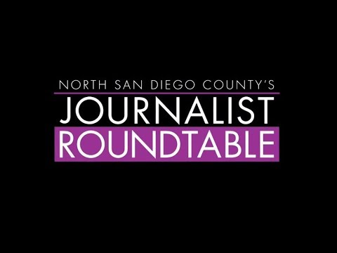 The April 2017 edition of Journalist Roundtable featured 5th District Supervisor Bill Horn from San