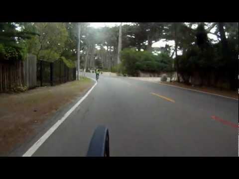 Tour of the Monterey Peninsula. Part 1