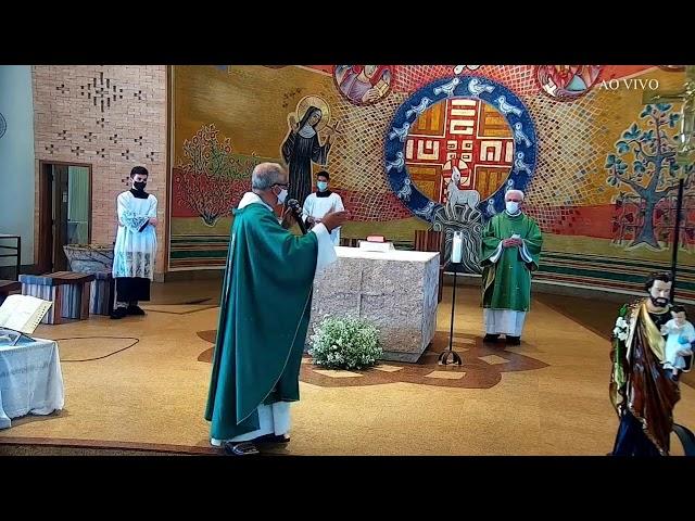 Santa Missa Dominical (23° Terceiro Domingo do Tempo Comum) - 05/09/2021