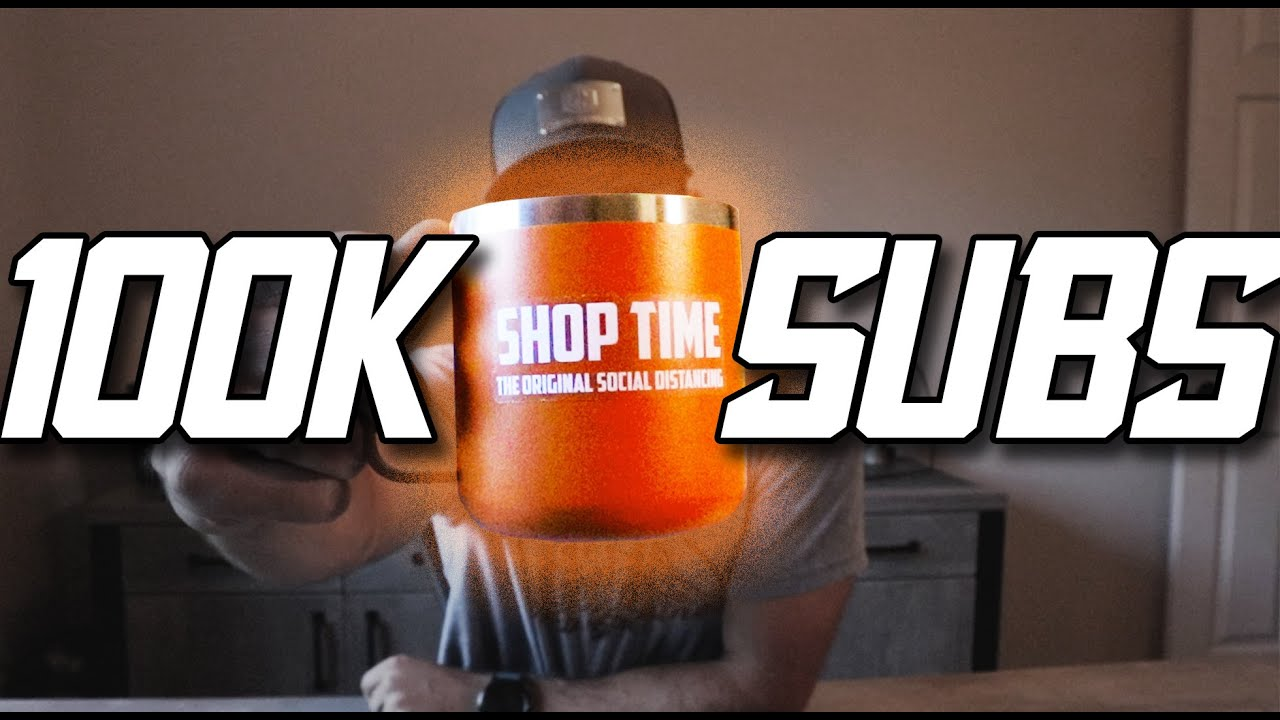 100k Subscribers! Giveaway Announcement!