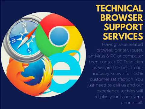 Printer Support Service Provider - PCTeknicians Global Corp