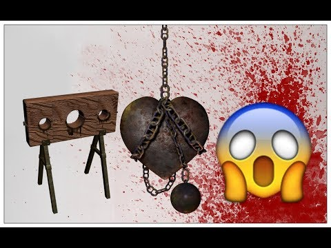 10 méthodes de torture - Top Urbex