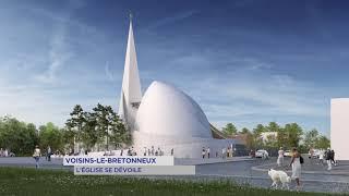 Voisins-le-Bretonneux : voici la future Eglise de la commune