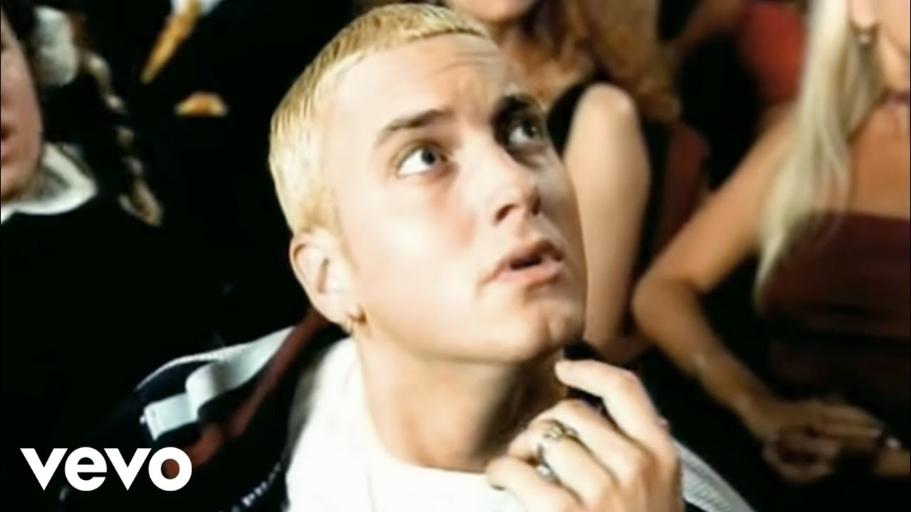 Eminem - The Real Slim Shady (Official Video - Clean ...