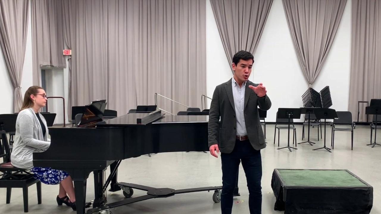 Andres Acosta - Ich baue ganz (Belmonte)