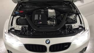 2017 BMW M3 Competition Package Walk Around