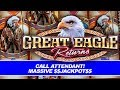 GREAT EAGLE RETURNS MASSIVE 💰💰 - YouTube