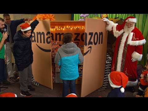 Amazon Gives Back to Odessa Brown Children's Clinic