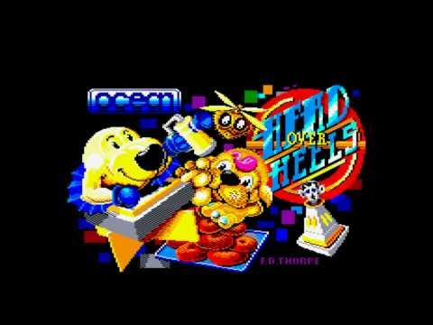 Head over Heels Amstrad cpc HD