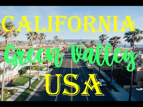 Green Valley   Los Angeles   California   US