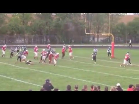 Justin Connolly Football Highlights 2013/2014