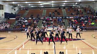 Conant Varsity Charrelles Basketball Game 2018