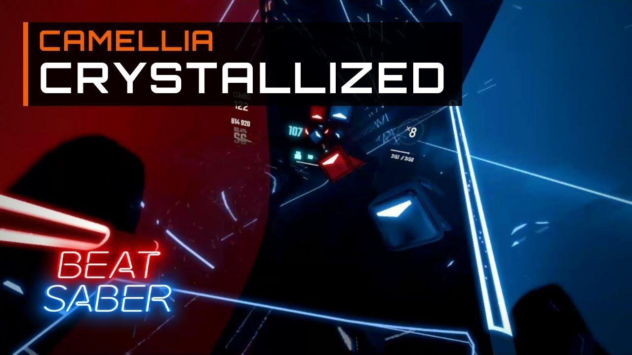 Download Beat Saber DLC   Camellia - Crystallized   Expert+ SS