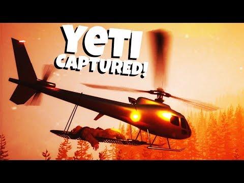 BIGFOOT Hunters CAPTURE The YETI! - Finding Bigfoot Gameplay