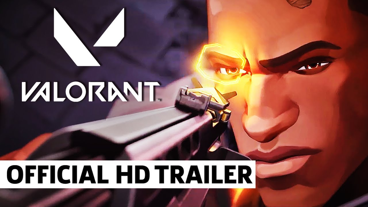 Valorant - Official Release Date Announcement Trailer - GameSpot