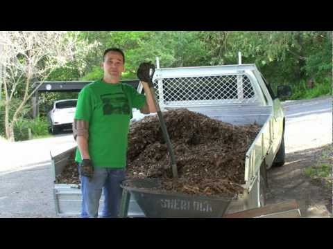 Mulch & your garden; the why's & how's...