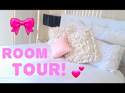 ROOM TOUR AUSTRALIA! MINIMALIST BEDROOM DECOR IDEAS & TOUR!