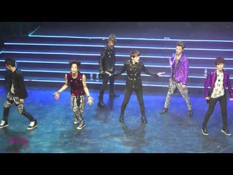 Exo-K - Angel (Into Your World) mirror dance (fancam)