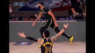 Anthony Davis Hits Game-Winning BUZZER-BEATER vs. Nuggets   Game 2 WCF